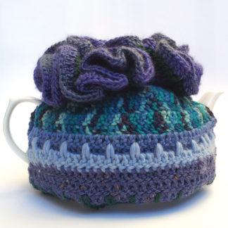 Hand-made tea cosy