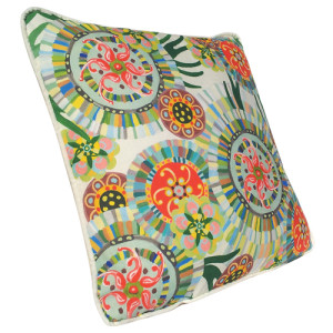 Grevillea design cushion cover.